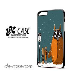 My Neighbor Totoro Wait Snow Want Sky DEAL-7553 Apple Phonecase Cover For Iphone 6/ 6S Plus
