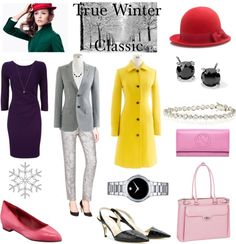 """""""True Winter Classic"""" by thewildpapillon ❤ liked on Polyvore"""