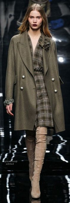 Ermanno Scervino Fall 2015