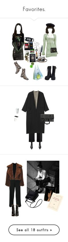 """""""Favorites."""" by didem-dgn ❤ liked on Polyvore featuring casual, Street, favorites, stage, colorcoded, Alaïa, Lana, Chanel, IDEA International and Passport"""