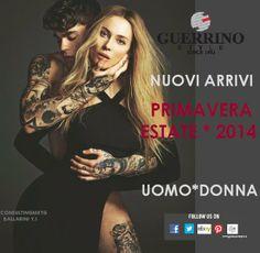 """Guerrino Style UOMO* DONNA & DONNA CURVY* Per Il Piacere della Scelta... Oltre 45 Brand/Marchi """"MADE IN ITALY"""""""