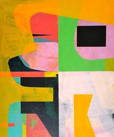 "Saatchi Online Artist: Jim Harris; Acrylic, 2013, Painting ""Red Rodney Returns"""