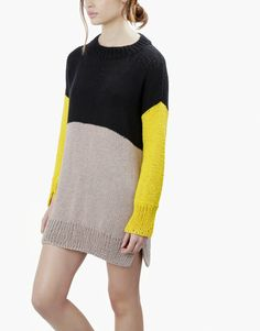 Rock with you Sweater by Wool and the Gang
