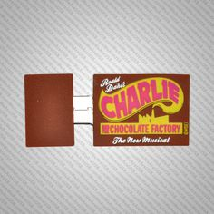 Charlie and the Chocolate Factory USB