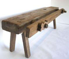 19th Century Carpenter's Bench image 4