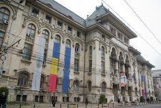 Arhitectura Romania, Louvre, Street View, Exterior, Building, Travel, Viajes, Buildings, Destinations