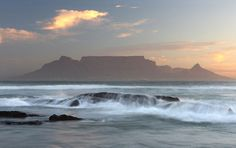 This view you only get from #Bloubergstrand in Cape Town