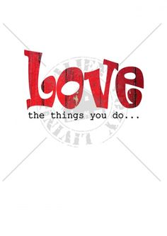 Poster 'Love the things you do' | Posters | Jalien Cozy Living for sale at Etsy: https://www.etsy.com/nl/listing/206753021/quote-love-the-things-you-do-digitale?ref=shop_home_active_1