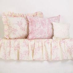 Cotton Tale Designs Heaven Sent 6 Piece Twin Bedding Set Girl Pink/Cream Religious Jesus Faith Bible //Price: $320.49 & FREE Shipping //     #bedding