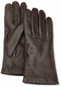 Isotoner Women's Button Cashmere Lined Glove $54.00