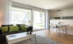 Top moderne 3.5 Zimmer Wohnung in Gebenstorf zu vermieten.