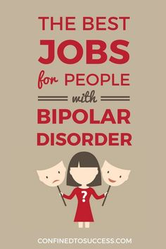Do you suffer from bipolar disorder and need to find work? Read this post to learn about the best jobs for people with bipolar disorder and the jobs to avoid. Bipolar Disorder Quotes, People With Bipolar Disorder, Bipolar Quotes, Living With Bipolar Disorder, Bipolar Humor, Bipolar Triggers, Generalized Anxiety Disorder, Mental Disorders, Bipolar Help