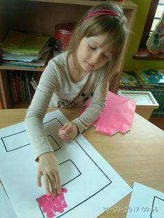 Zajęcia angielskiego - pomysł na poznawanie alfabetu :)