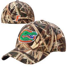 online retailer 32413 3b47f Top of the World Florida Gators Camo Blades Memory Fit Flex Hat