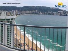 #acapulcoeneltiempo La construcción de La Torre de Acapulco. ACAPULCO EN EL TIEMPO. A finales de la década de los años 60, en el fraccionamiento Club Deportivo, comenzaron las obras para la construcción del complejo Playasol, el cual, se convertiría en lo que actualmente conocemos como La Torre de Acapulco, uno de los edificios más grandes del puerto. Para obtener más información, visita la página oficial de Fidetur Acapulco.