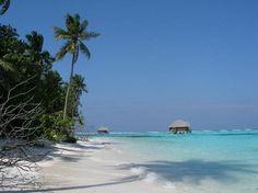 Meeru Island in The Maldives honeymoon heaven