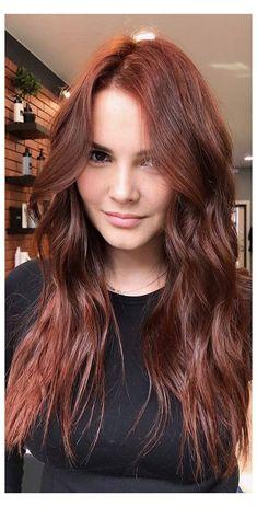 Dark Auburn Hair Color, Hair Color For Black Hair, Deep Auburn Hair, Medium Auburn Hair, Fall Auburn Hair, Light Red Hair Color, Brownish Red Hair, Auburn Blonde Hair, Red Hair