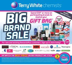 Terry White Chemists Catalogue 29 September - 11 October 2016 - http://olcatalogue.com/twc/terry-white-chemists-catalogue.html