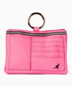 Love this Pouchee Pink Handbag Organizer Insert by Pouchee on #zulily! #zulilyfinds http://www.zulily.com/invite/arthurcurry89462