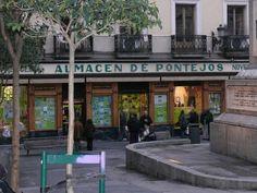 Almacén de Pontejos - Madrid, España
