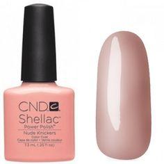 CND Shellac #90485 Nude Knickers - Телесный эмалевый