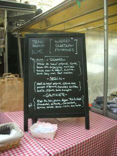 Paris food truck—Le Réfectoire