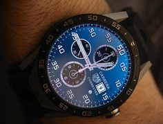 TAG Heuer's Connected Watch Teaches Google A Thing Or Two About Products With…