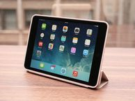 Production of Apple's newest iPads said to be underway The tech giant may reveal as soon as this quarter its next full-sized iPad, Bloomberg reports, which could include a new anti-reflection coating.