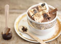 Sprinkle Bakes: Spiced Hot Chocolate on a Stick