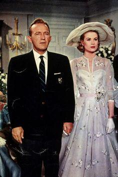 Bing Crosby & Grace Kelly in 'High Society', 1956.