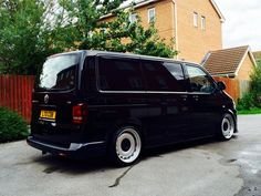 Vw Transporter Van, Vw T5, Cool Vans, Vw Vans, Ford Transit, Mad Max, Camper Van, Van Life, Campers