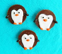 Easy Penguin Cookies