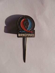 Antiques Badge pin BRNO 1960 Engineering Fair   Collectibles, Pinbacks, Bobbles, Lunchboxes, Pinbacks   eBay! Pin Badges, Engineering, Antiques, Accessories, Ebay, Antiquities, Mechanical Engineering, Technology, Antique