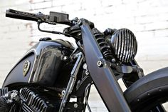 Awesome! Harley Davidson Softail Rocker Bobber by Rough Crafts #motorcycles #bobber #motos | caferacerpasion.com