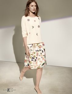 #LUISACERANO Collection Autumn/Winter 2015 – Look 13 #fashion #HW15