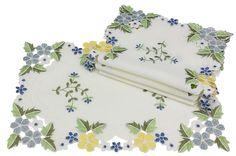Fancy Flowers Placemat