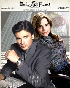 Smallville ~ 8. Clark + Lois: Destiny by Kakkay.deviantart.com