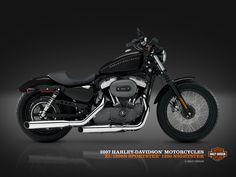 Harley Davison Sportster 1200 Nightster