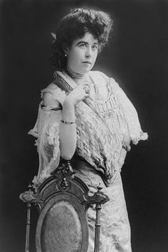 Molly Brown, passenger on the Titanic