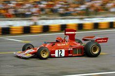 Lauda Ferrari 312B3 Brazil 1974