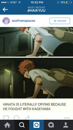 I know! It was so sad, Hinata cares about him so much