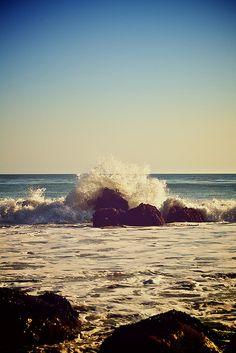 Malibu California via flickr