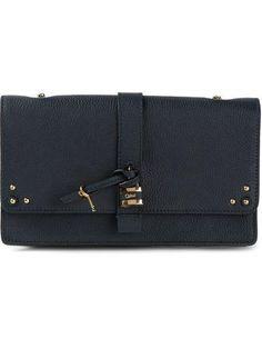 CHLOE 'Paddington' clutch #handbag #chloe #women #covetme #chloé