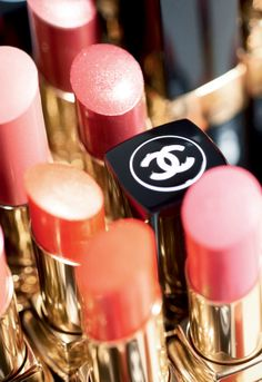 Coco Chanel Lipstick collection-this is on my wish list.
