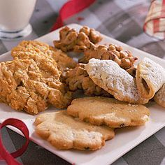 Swedish Holiday Cookies - Best-Loved Cookies and Bars - Southernliving. Recipe: Swedish Holiday Cookies  A tall glass of milk and a sweet tooth are all you need to enjoy these crisp spice cookies sweetened with dark molasses. Serve them on a platter with English Rocks, Crunchy Lace Cookies, and Date Moons.