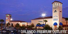 Orlando Premium Outlets - Vineland Ave #PremiumOutlets #OrlandoPremiumOutlets #OrlandoPremiumOutletsVineland