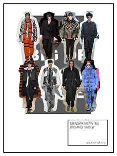 Mens Fashion Trends AW16: Your Essential Guide | Eleanor Snare