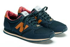 Herschel Supply × New Balance 420