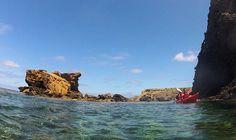 Arenal de Mongofre. Menorca en kayak