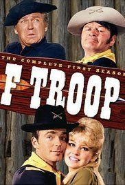 Youtube F Troop Episodes. The misadventures of the staff and neighbors of a remote US Army outpost in the Wild West.